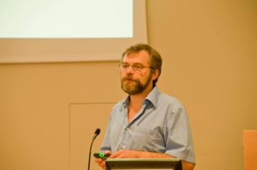 Durante congreso CIP Girona 2013