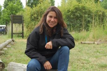 Lucía Jorge, coordinadora de comunicación y vinculación de Miku Conservación