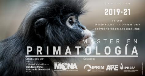 Máster en Primatología